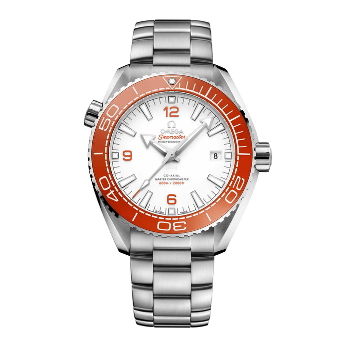 Omega Seamaster Planet Ocean 600m Co-Axial Master Chronometer 43.5mm Stainless Steel (215.30.44.21.04.001) - WATCHES Boston