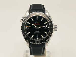 Omega Seamaster Planet Ocean 600M Stainless Steel 45.5 Mm (232.32.46.21.01.003) - Watches Boston