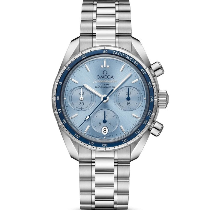 Omega Speedmaster 38 Co-Axial Chronograph 38Mm (324.30.38.50.03.001) - Watches Boston