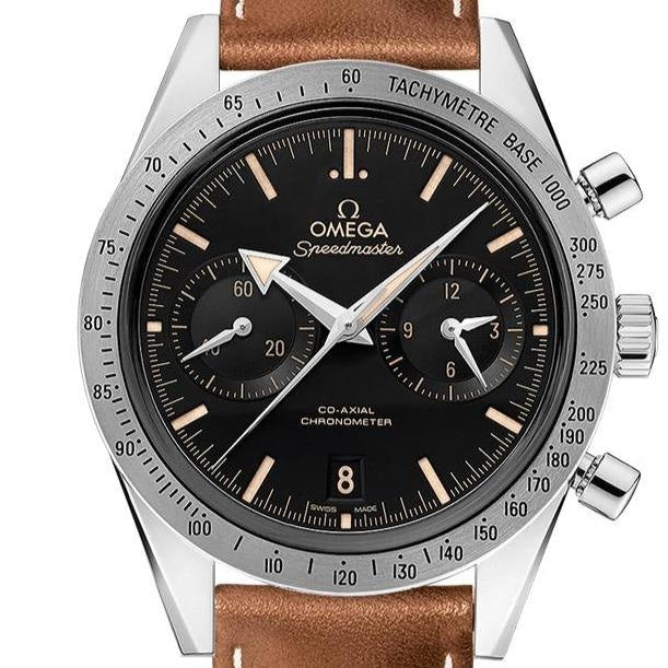 Omega Speedmaster '57 Co-Axial Chronograph 41.5mm (331.12.42.51.01.002) - WATCHES Boston