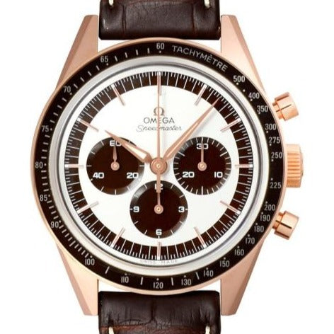 Omega Speedmaster Anniversary Series Chronograph 1st Omega in Space Silver (311.63.40.30.02.001) - Boston