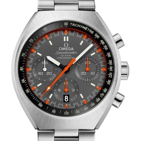 Omega Speedmaster Mark Ii Co-Axial Chronograph 42.4 X 46.2Mm (327.10.43.50.06.001) - Watches Boston
