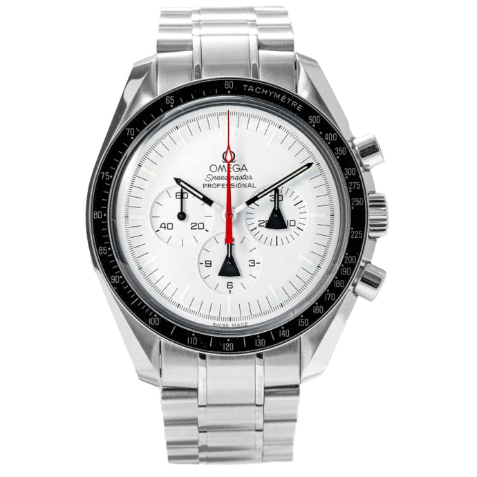 Omega Speedmaster Moonwatch ALASKA PROJECT Stainless Steel 42mm (311.32.42.30.04.001) - Boston