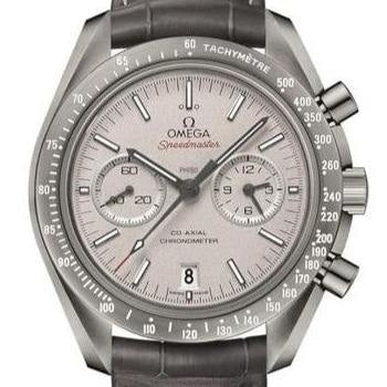 Omega Speedmaster Moonwatch Co-Axial Chronograph 44.25mm (311.93.44.51.99.002) Grey Side of the Moon - WATCHES Boston