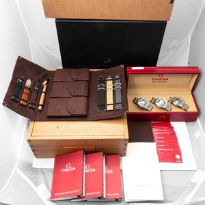 Omega The 1957 Trilogy Box Set Limited to 557 pieces - Boston