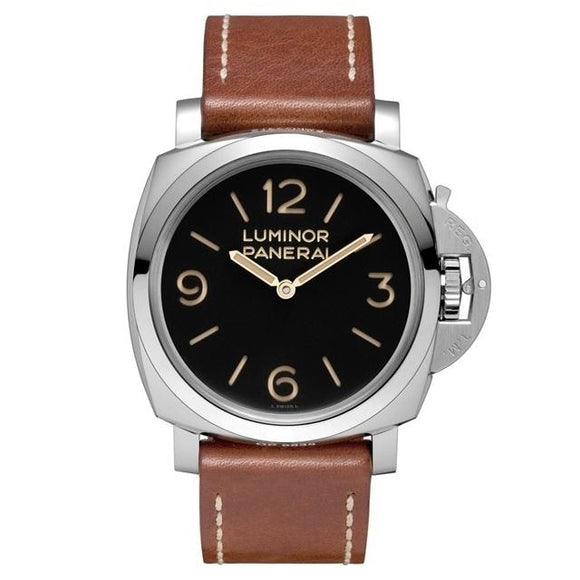Panerai Luminor 1950 3-Days 47Mm Stainless Steel (Pam00372) - Watches Boston