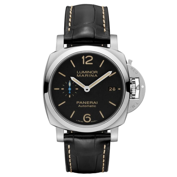 Panerai Luminor 1950 3 Days Automatic Acciaio 42Mm Stainless Steel (Pam01392) - Watches Boston