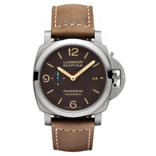 Load image into Gallery viewer, Panerai Luminor 1950 3 Days Automatic Acciaio 44Mm Titanium (Pam01351) - Watches Boston