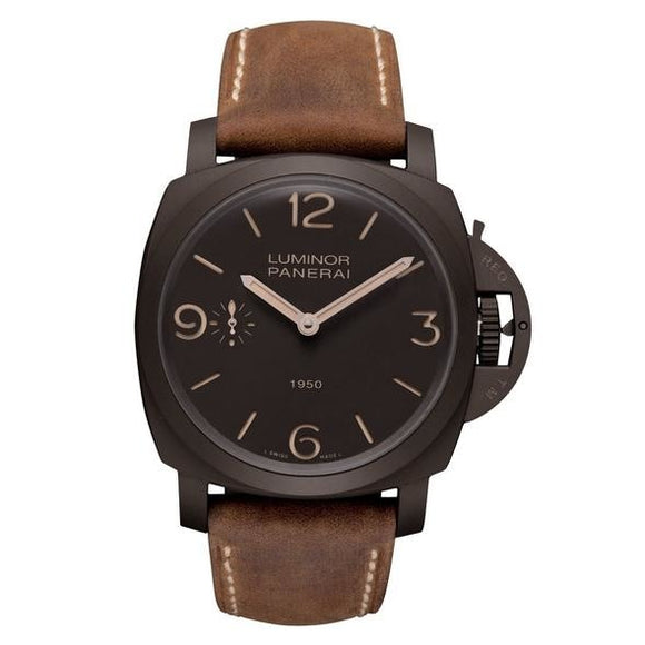 Panerai Luminor 1950 3 Days Composite 47Mm (Pam00375) - Watches Boston