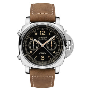 Panerai Luminor 1950 Pcyc Chrono Flyback Automatic Acciaio 44Mm Stainless Steel (Pam00653) - Watches Boston