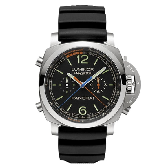 Panerai Luminor 1950 Regatta 3 Days Chrono Flyback Titanium 47Mm (Pam00526) - Watches Boston