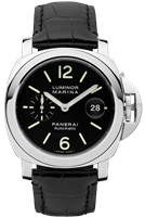 Panerai Luminor Acciaio Automatic 44Mm Stainless Steel (Pam01048) - Watches Boston