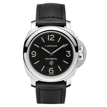 Load image into Gallery viewer, Panerai Luminor Base Logo Acciaio 44Mm Stainless Steel (Pam01000) - Watches Boston