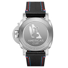 Load image into Gallery viewer, Panerai Luminor Marina 1950 Americas Cup 3 Days 44Mm Stainless Steel (Pam00727) - Watches Boston