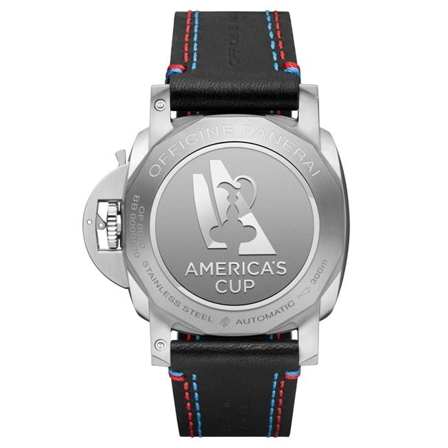 Panerai Luminor Marina 1950 Americas Cup 3 Days 44Mm Stainless Steel (Pam00727) - Watches Boston