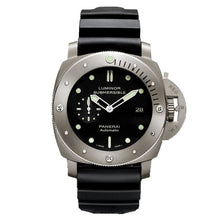 Load image into Gallery viewer, Panerai Luminor Submersible 1950 3 Days 47Mm Titanium (Pam00305) - Watches Boston
