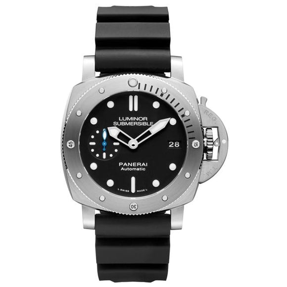Panerai Luminor Submersible 1950 Acciaio 42Mm Stainless Steel (Pam00682) - Watches Boston