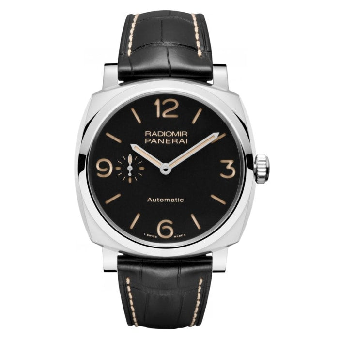 bd94936ccb4 Panerai Radiomir 1940 3 Days Automatic 42Mm Stainless Steel (Pam00620) -  Watches Boston ...
