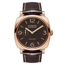 Load image into Gallery viewer, Panerai Radiomir 1940 3 Days Automatic Oro Rosso 45Mm Rose Gold (Pam00573) - Watches Boston