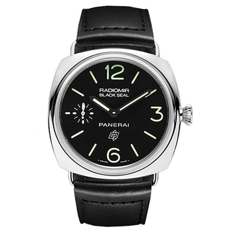 Panerai Radiomir Black Seal Logo Acciaio 45Mm Stainless Steel (Pam00380) - Watches Boston
