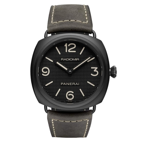 Panerai Radiomir Ceramica 45Mm Ceramic (Pam00643) - Watches Boston