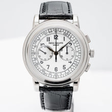 Load image into Gallery viewer, Patek Philippe 5070G-001 Chronograph White Gold 42mm (5070G-001) - Boston