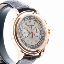 Load image into Gallery viewer, Patek Philippe 5070R-001 Chronograph 18kt Rose Gold 42mm (5070R-001) - Boston