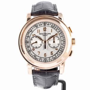 Patek Philippe 5070R-001 Chronograph 18kt Rose Gold 42mm (5070R-001) - Boston