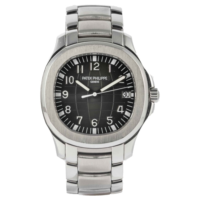 Patek Philippe 5167/1A-001 Aquanaut Stainless Steel 40mm (5167/1A-001) - Boston