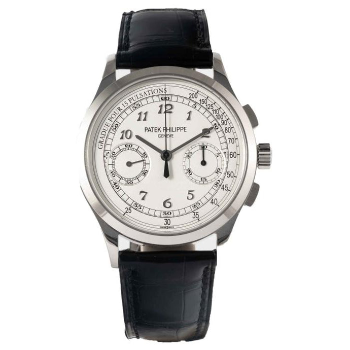Patek Philippe 5170G-001 Chronograph White Gold 39mm (5170G-001) - Boston