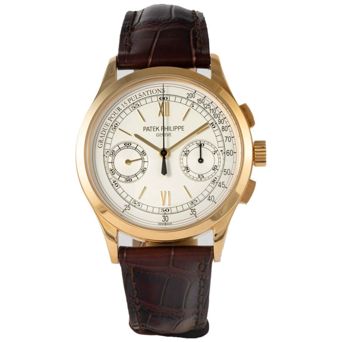 Patek Philippe 5170J-001 Chronograph Yellow Gold 39mm (5170J-001) - Boston