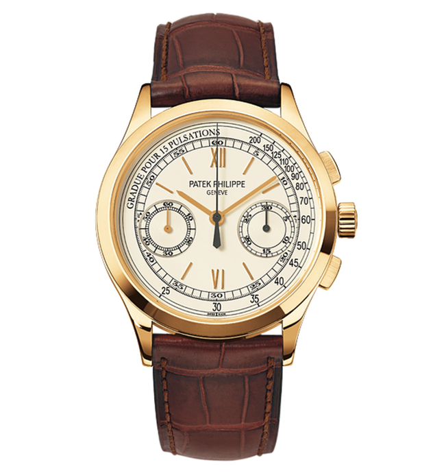 Patek Philippe 5170J-001 Chronograph Yellow Gold 39mm (5170J-001) - Sealed and Unworn - Boston