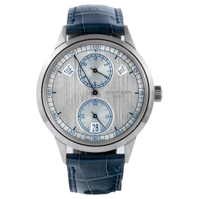 Patek Philippe 5235G-001 Annual Calendar Regulator White Gold 40.5mm (5235G-001) - Boston