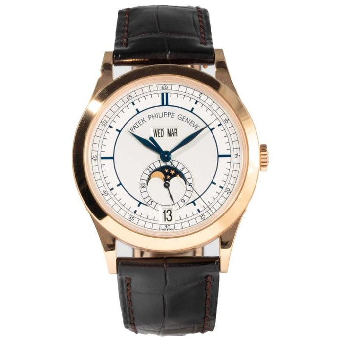 Patek Philippe Annual Calendar Rose Gold (5396-001) - Boston