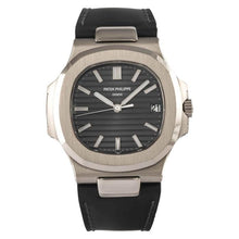 Load image into Gallery viewer, Patek Philippe Nautilus Grey Dial White Gold 40mm (5711G-001) - Boston