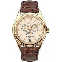Patek Philippe Annual Calendar Moonphase 18K Yellow Gold 38Mm (5146G) - Watches Boston