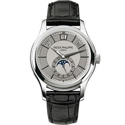 Patek Philippe Annual Calendar White Gold 40Mm (5205G-001) - Watches Boston