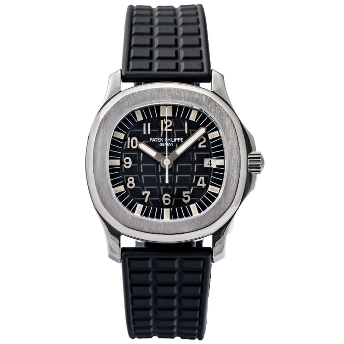 Patek Philippe Aquanaut Quartz Stainless Steel 36mm (5064A-001) - Boston