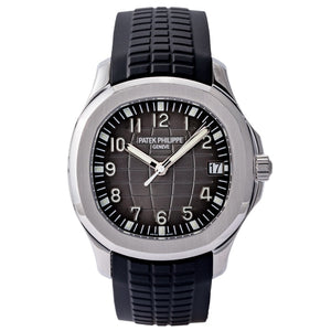 Patek Philippe Aquanut Stainless Steel 40mm (5167A-001) - Boston