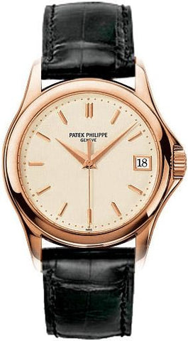 Patek Philippe Calatrava Rose Gold 37Mm (5127R-001) - Boston