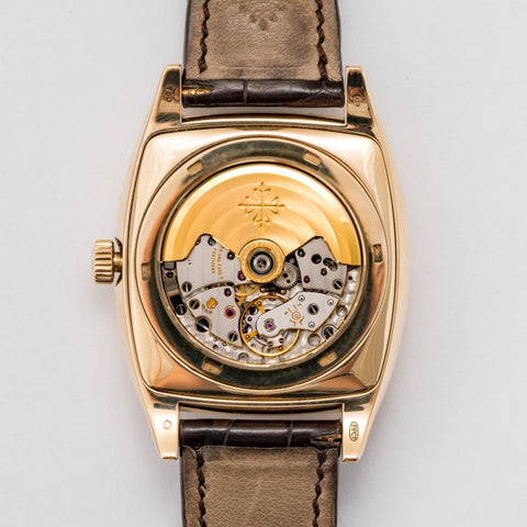 Patek Philippe Gondolo Calendario Annual Calendar Yellow Gold 38Mm (5135J-001) - Boston