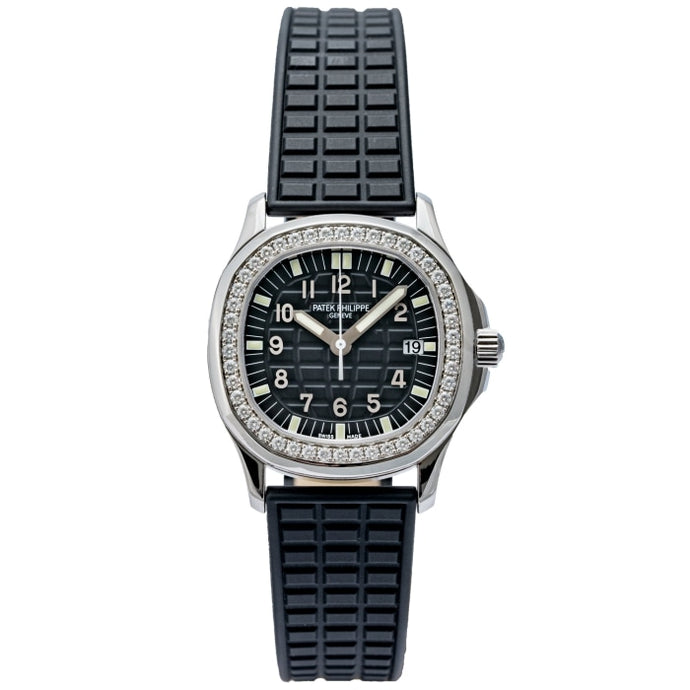 Patek Philippe Ladies Aquanaut Stainless Steel 35.6mm (5067A-001) - Boston