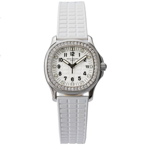 Patek Philippe Ladies Aquanaut Stainless Steel 36.5mm (5067) - Boston