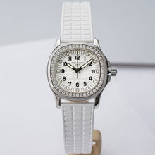 Load image into Gallery viewer, Patek Philippe Ladies Aquanaut Stainless Steel 36.5mm (5067) - Boston