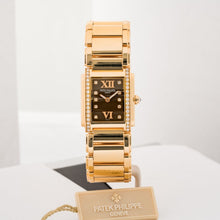 Load image into Gallery viewer, Patek Philippe Ladies Twenty~4 Rose Gold 22Mm X 26.3Mm (4908/11R) - Watches Boston