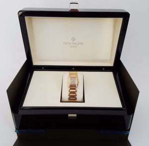 Patek Philippe Ladies Twenty~4 Rose Gold 22Mm X 26.3Mm (4908/11R) - Watches Boston
