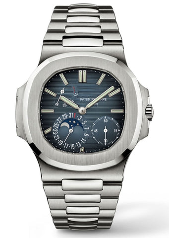 Patek Philippe Nautilus Stainless Steel 40mm (5712/1A) - Boston