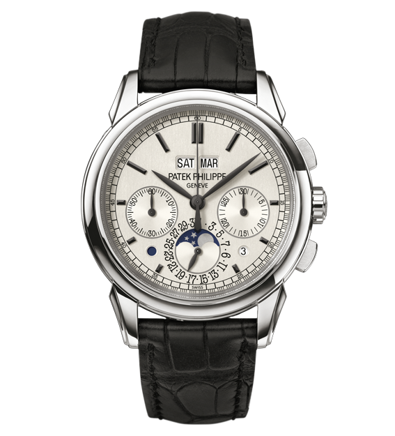 Patek Philippe Perpetual Calendar Chronograph White Gold 41Mm (5270G-001) Unworn Sealed - Boston