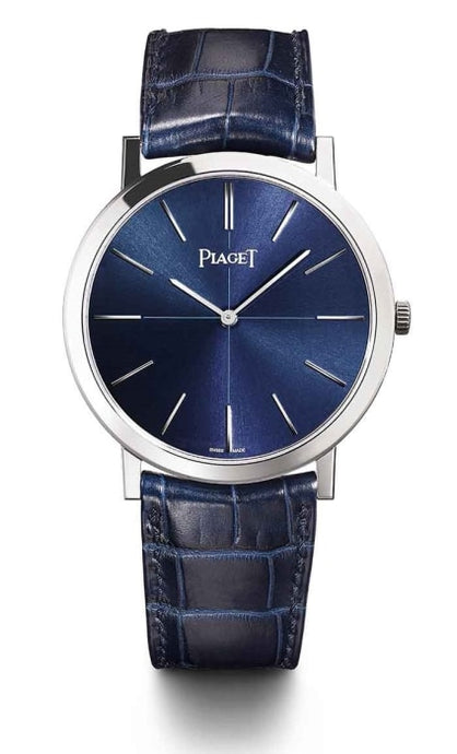 Piaget Altiplano 38Mm 18K White Gold Watch (G0A42107) Limited Edition - Watches Boston