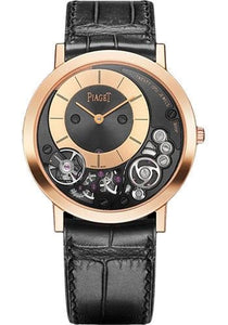 Piaget Altiplano 38Mm Rose Gold(G0A41011) - Watches Boston